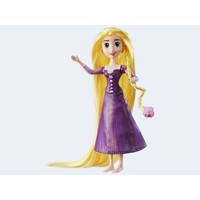 Rapunzel doll with hair
