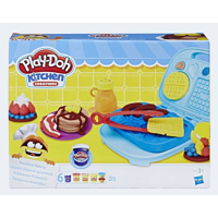 PlayDoh gourmet breakfast