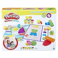 Play-Doh molds and tools
