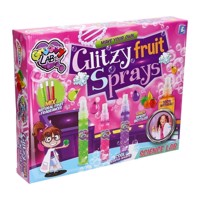 Create your own Glitzy Fruit Sprays