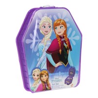 Disney Frozen kasse med tegneting