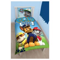 Duvet Cover 100% Cotton - Paw Patrol