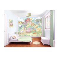 Walltastic Poster Wallpaper/wallsticker Baby Farm