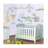 Walltastic Wall sticker Baby Jungle