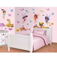 Walltastic Wall stickers Fairy