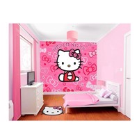 Walltastic Wallpaper Hello Kitty Poster