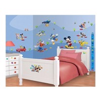 Walltastic Wall stickers Disney Mickey Mouse