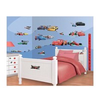 Walltastic Wall stickers Cars / biler, Disney