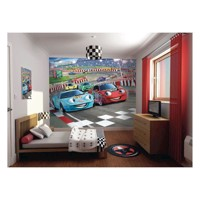 Walltastic wallpaper Cars Poster