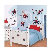 Walltastic Wall stickers Spiderman