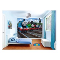 Walltastic Mural Poster Thomas the Train