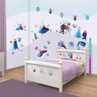 Disney, Frozen/Frost - Walltastic Wall stickers