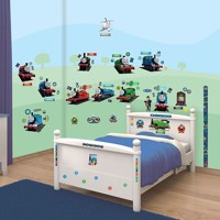 Walltastic wall stickers Thomas the train