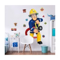 Walltastic Wall sticker XXL Fireman Sam