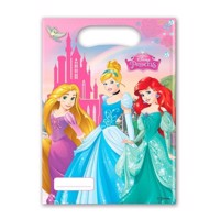 Disney Princess slikposer, 6 stk