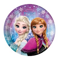 Signs Disney Frozen, 8pcs.