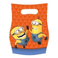 Minions Portion bags, 6pcs.