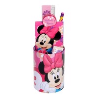Minnie Mouse Desk Set, 6dlg.