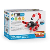 Engino STEM Heroes Animal Kingdom - Scorpio