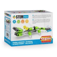 Engino STEM Heroes Animal Kingdom - Alligator