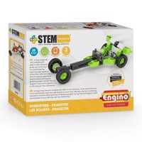Engino Stem Heroes, Dragster Speedster