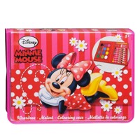 Minnie Mouse Color case, 24dlg.
