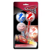Cars 3 Light Up Pens, 2pcs