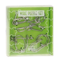 First Wire Puzzle Set-Green