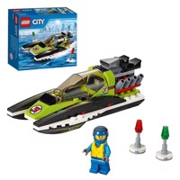 LEGO City 60114 speedbåd