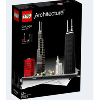 Lego Arcitect 21033 Chicago