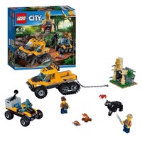 Lego 60159 jungle mission, City