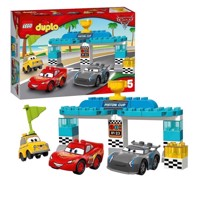 Lego 10857 Cars Piston Cup race, Duplo