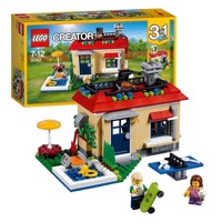 Lego 31067 ferie ved poolen, Creator
