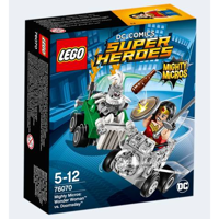 Lego 76070 Mighty Micros: Wonder Woman™ mod Doomsday™