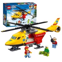 LEGO City - Ambulanshelikopter 60179