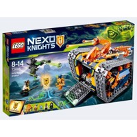 LEGO Nexo Knights 72006 Axls rullande arsenal