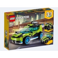 LEGO Creator 31074 Raketrally car