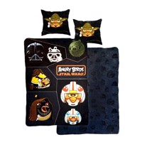 Duvet Cover Angry Birds Star Wars