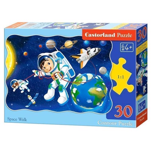 Puzzle In Space, 30s.