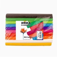 Crepe paper, 10 colors