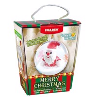Super Dough Christmas Ornament-Santa Claus