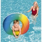 Bestway Swimming ring Rainbow, 91 cm