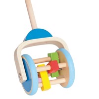 Hape lawn mower Push and Pull