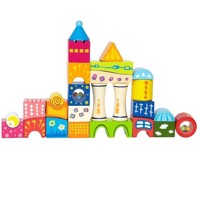 Hape Blocks Castle