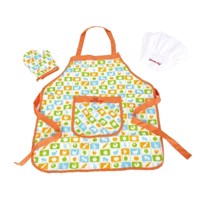 Hape Apron and accessories