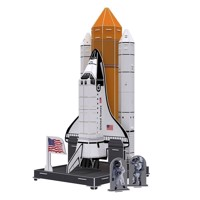 3D Space Exploration Space Shuttle - Space Shuttle