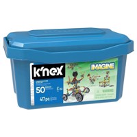 K'Nex Creation Zone Box, 50 Models