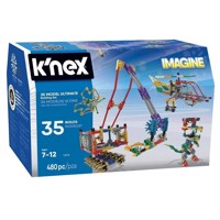 K'Nex Builder Base Set, 446 dlg.