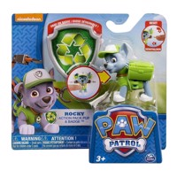 Paw Patrol - Action Pack Pup & Badge (Spy Chase)
