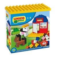 Unico with paper model, 40dlg